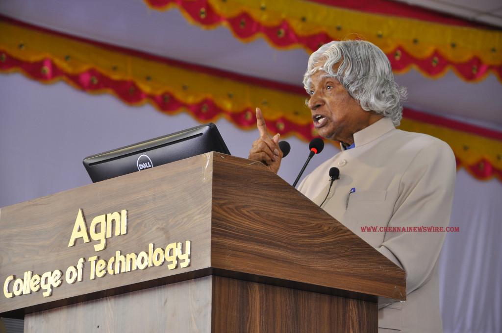 Dr. A.P.J.Abdul-Kalam Talk