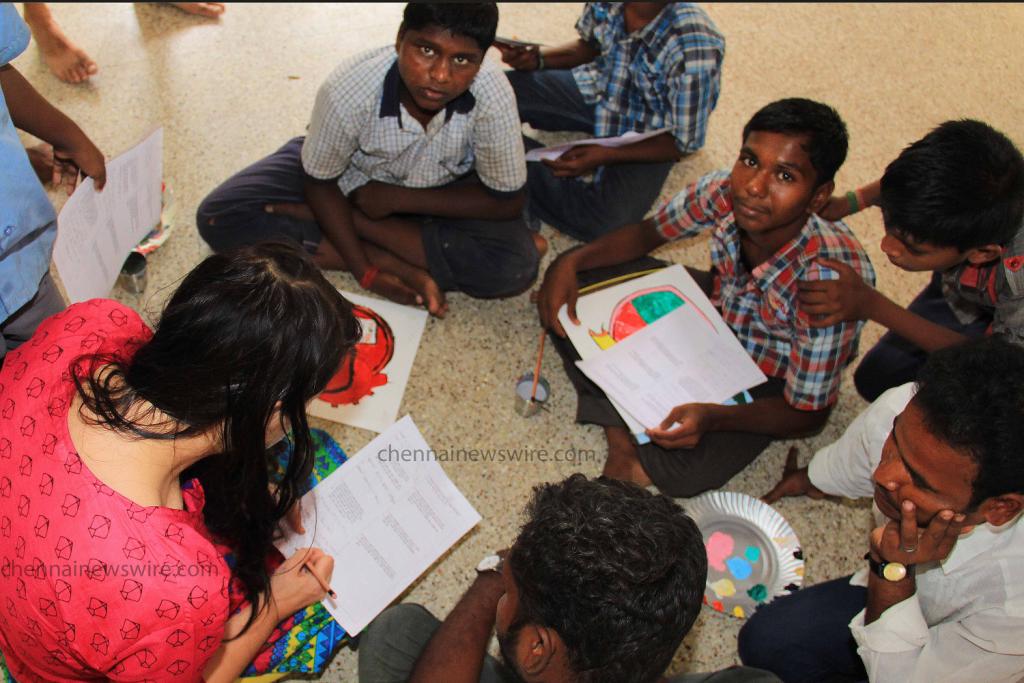 HOTW Chennai Nicolina