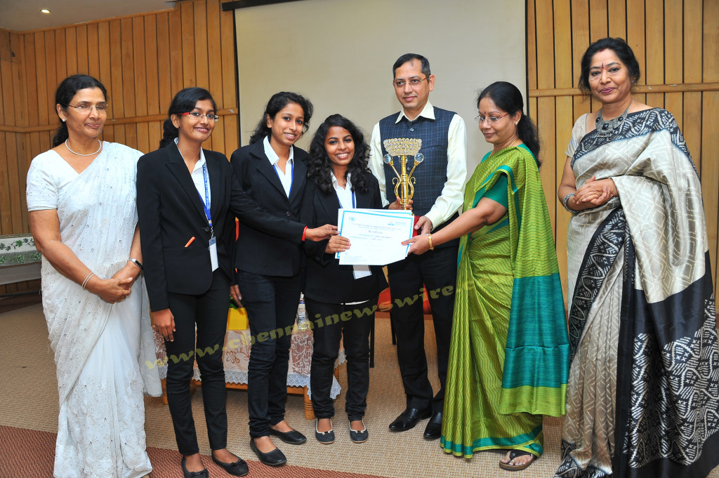 Saveetha-University-Competition-runners-up
