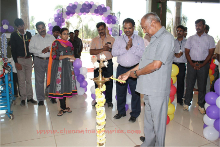 Saveetha-University-expo-inauguration