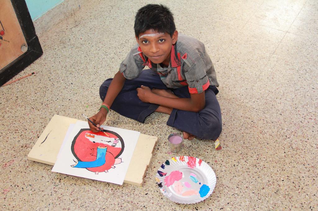 Shiri Saradha Sakthi Peetam orphanage