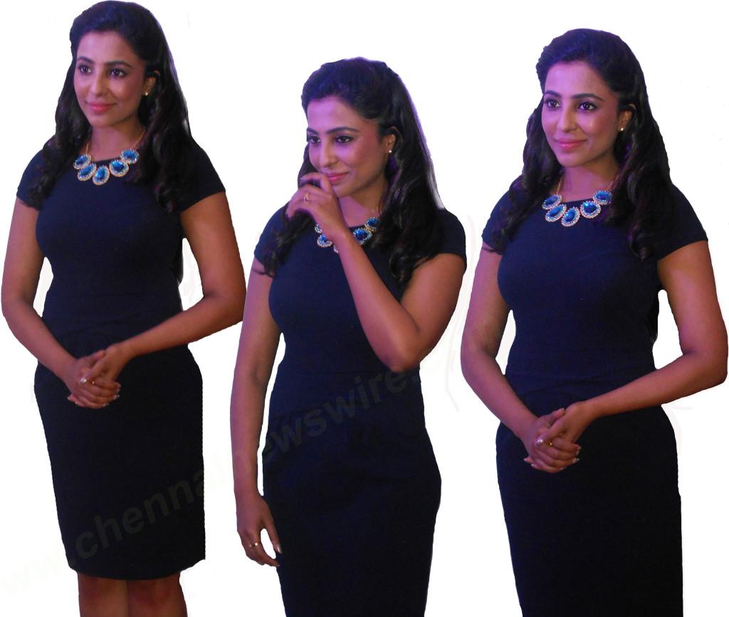 Yennai arindhaal second Heroine parvathy Nair