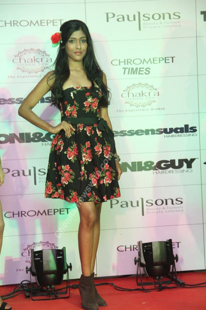toni guy essensuals salon launch in Chromepet