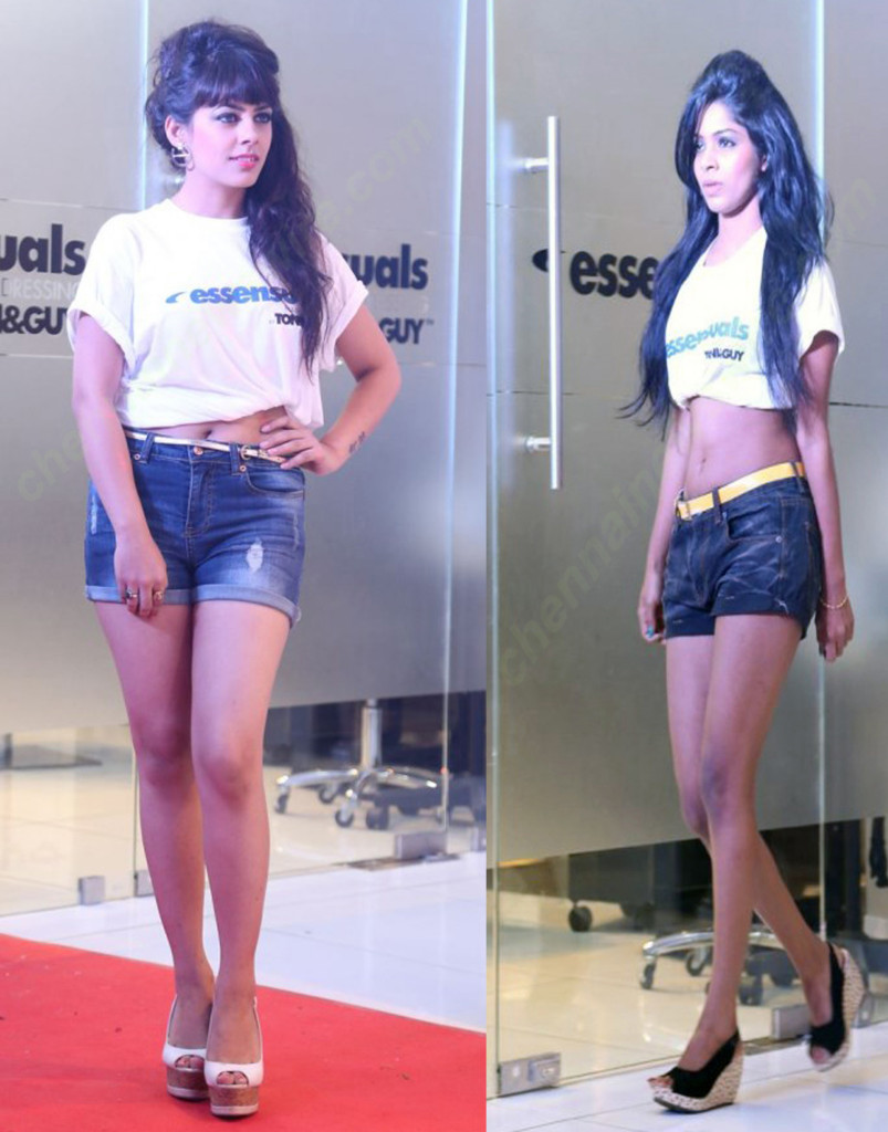 Essensuals Toni And Guy Salon Launch Stills