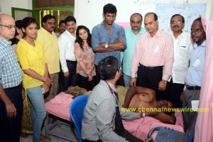 Actor Vishal Sisster Aishwarya-t-nagar times